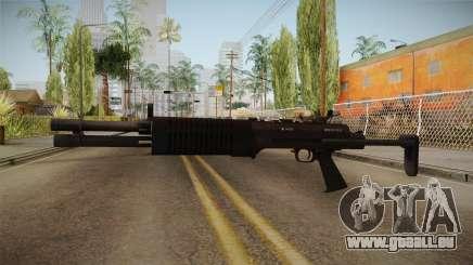 Battlefield 4 - QBS-09 pour GTA San Andreas