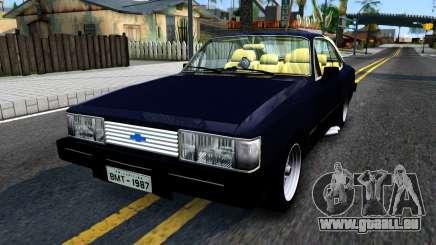Chevrolet Opala 87 Diplomat Coupe für GTA San Andreas