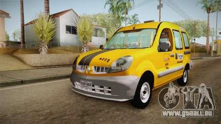 Renault Kangoo Taxi Colombiano pour GTA San Andreas