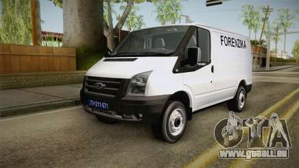Ford Transit Forenzika pour GTA San Andreas