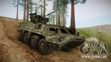 BTR-4E pour GTA San Andreas