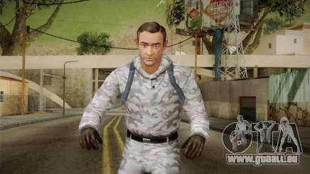 007 Sean Connery Winter Outfit pour GTA San Andreas