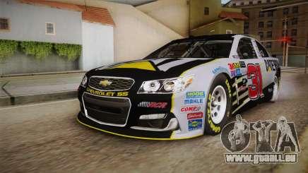 Chevrolet SS Nascar 31 Caterpillar 2017 für GTA San Andreas