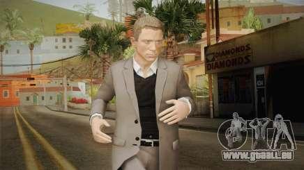 007 James Bond Daniel Craig Suit v2 pour GTA San Andreas