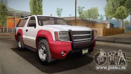 GTA 5 Declasse Granger 2-doors IVF pour GTA San Andreas
