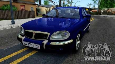 GAZ 3111 Volga für GTA San Andreas