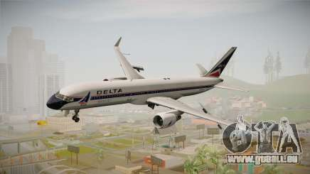 Boeing 757-200 Delta Air Lines (Widget) pour GTA San Andreas