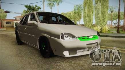 Chevrolet Corsa 1.4 pour GTA San Andreas