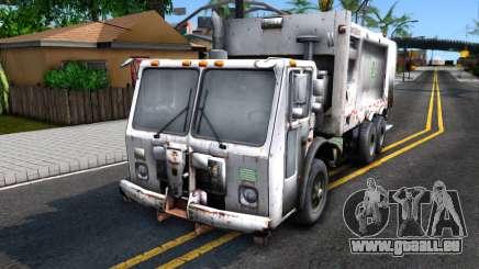 ORC Garbage Truck für GTA San Andreas