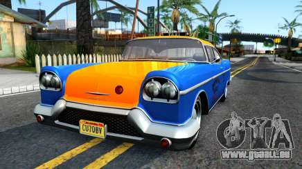 GTA V Declasse Cabbie pour GTA San Andreas