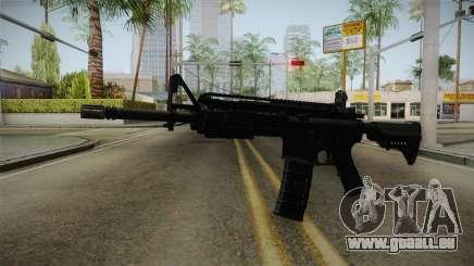 M4A1 S.I.R.S. für GTA San Andreas