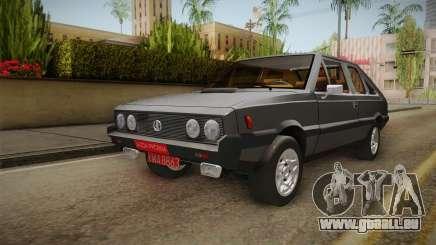 FSO Polonez Coupe 2.0X pour GTA San Andreas