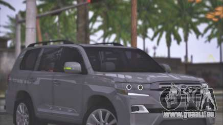 Toyota Land Cruiser 200 Sport Design für GTA San Andreas