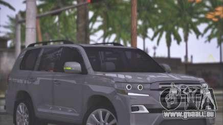 Toyota Land Cruiser 200 Sport Design pour GTA San Andreas