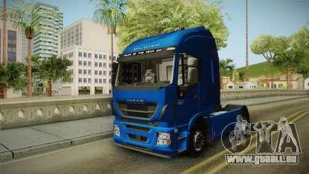 Iveco Stralis Hi-Way 560 E6 4x2 v3.2 pour GTA San Andreas