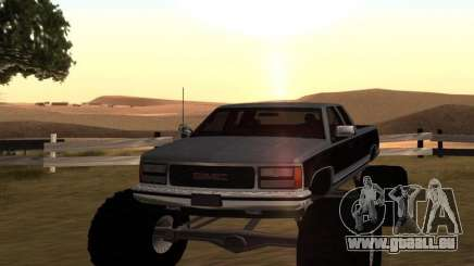GMC Sierra 2500 Monster 1998 für GTA San Andreas