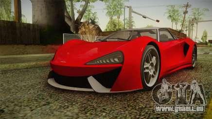 GTA 5 Progen Itali GTB IVF für GTA San Andreas