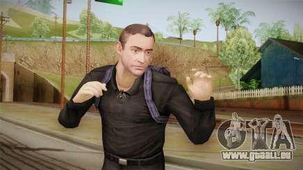 007 Sean Connery Stealth Suit für GTA San Andreas