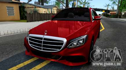 Mercedes-Benz C-Class Estate 2015 pour GTA San Andreas