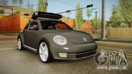 Volkswagen Beetle 2013 Daily Car pour GTA San Andreas