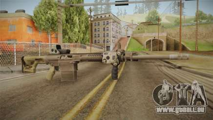 Battlefield 4 - SR338 für GTA San Andreas