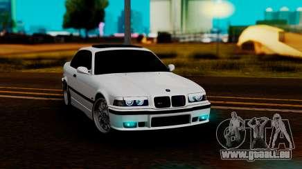 BMW M3 E36 ZLO für GTA San Andreas