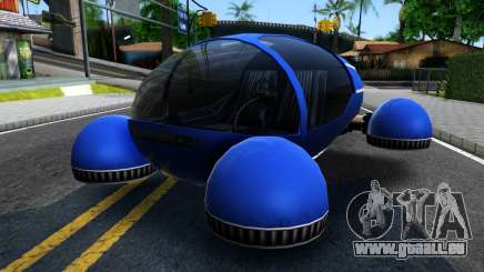 Alien Manana für GTA San Andreas