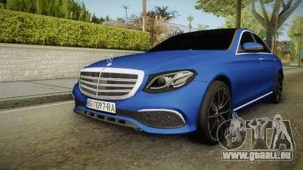 Mercedes-Benz E530 Serbian Mafia pour GTA San Andreas