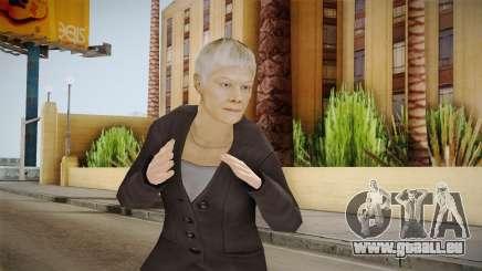 007 EON M für GTA San Andreas