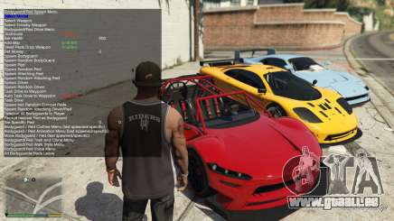 Simple Trainer 5.2 pour GTA 5