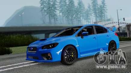 Subaru WRX STi 2017 für GTA San Andreas