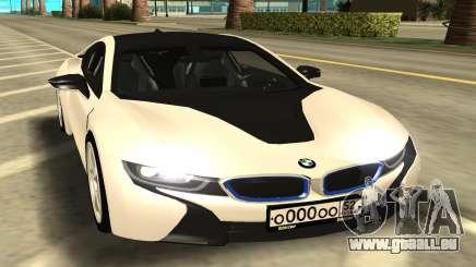 BMW i8 für GTA San Andreas