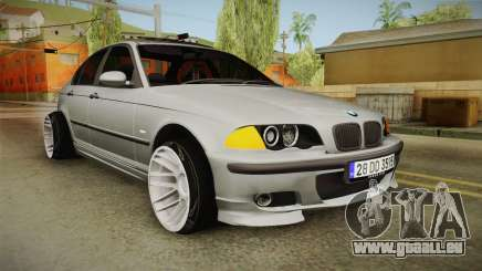 BMW 320d E46 Sedan pour GTA San Andreas
