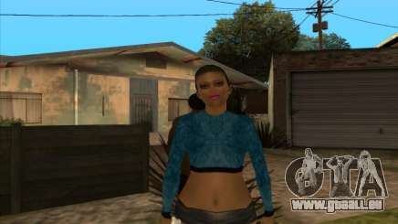 Bfypro new face pour GTA San Andreas