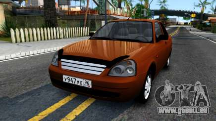 VAZ 2170 V2 pour GTA San Andreas