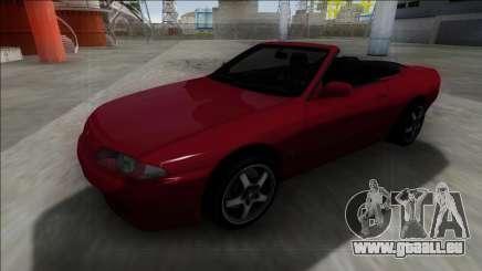 Nissan Skyline R32 Cabrio für GTA San Andreas