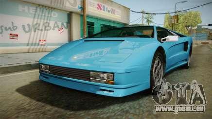 GTA 5 Infernus Classic pour GTA San Andreas