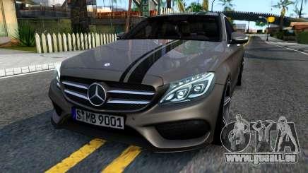 Mercedes-Benz C250 AMG Edition für GTA San Andreas