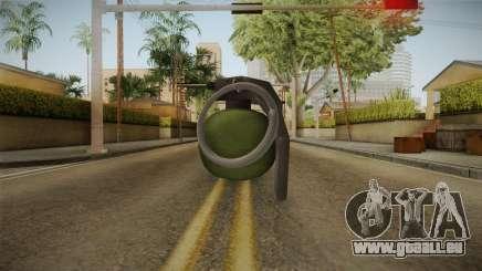 Battlefield 4 - V40 für GTA San Andreas