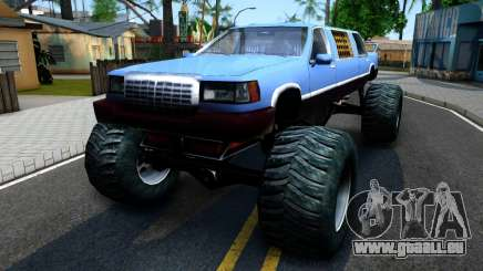 Stretch Monster Truck pour GTA San Andreas