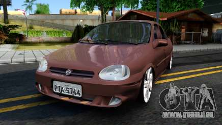 Chevrolet Corsa Sedan pour GTA San Andreas