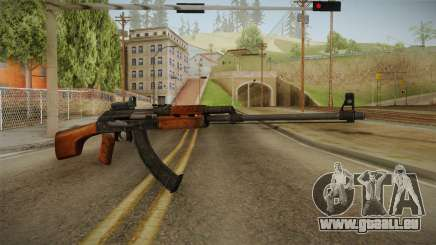 Battlefield 4 - RPK-74M für GTA San Andreas