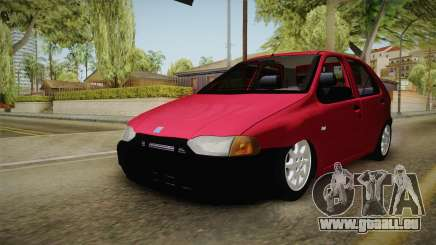 Volkswagen Golf G4 pour GTA San Andreas