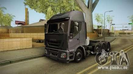 Iveco Stralis Hi-Way 560 E6 8x4 v3.0 für GTA San Andreas