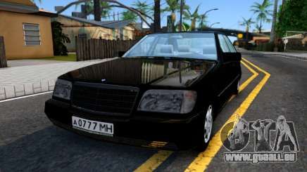 "Mercedes-Benz W140 S600 From ""Brigada"" pour GTA San Andreas"