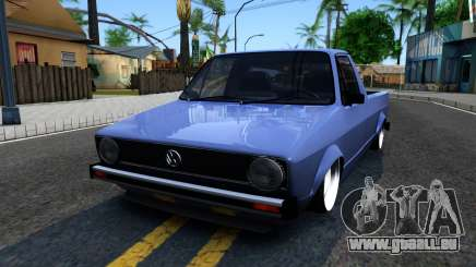Volkswagen Caddy 1980 pour GTA San Andreas