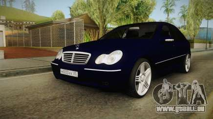 Mercedes-Benz C-class Kompressor für GTA San Andreas