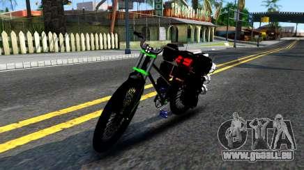 Bici für GTA San Andreas