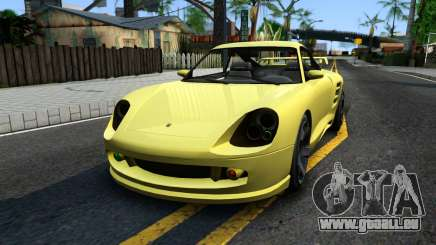 Pfister Comet From GTA 5 pour GTA San Andreas