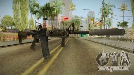 Battlefield 4 - M16A4 für GTA San Andreas